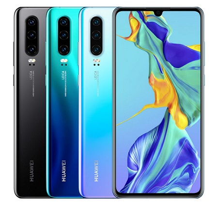 Huawei P30 6GB/128GB Breathing Crystal